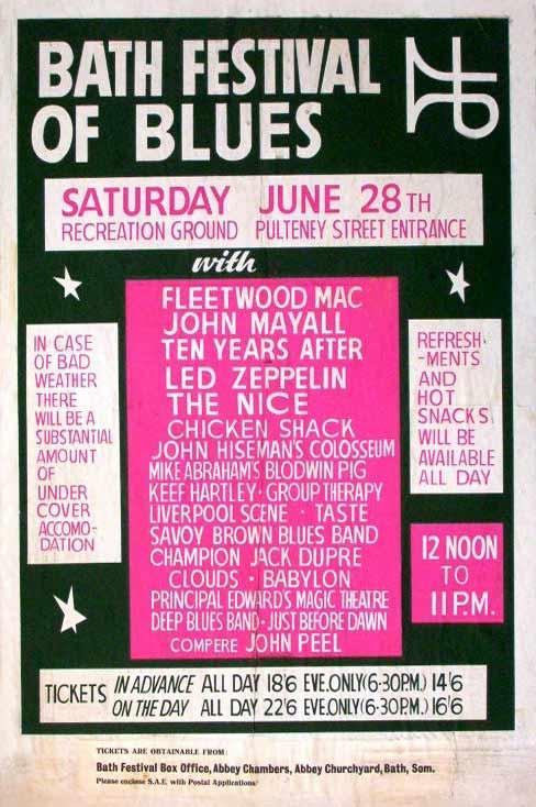 Taste au Bath Festival, 28 juin 1969 Bath-blues-flyer-69