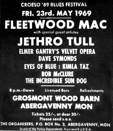 Croeso Blues Festival