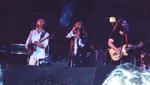 Le Dead en Egypte, 1978 Donna