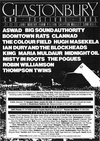 festival 85
