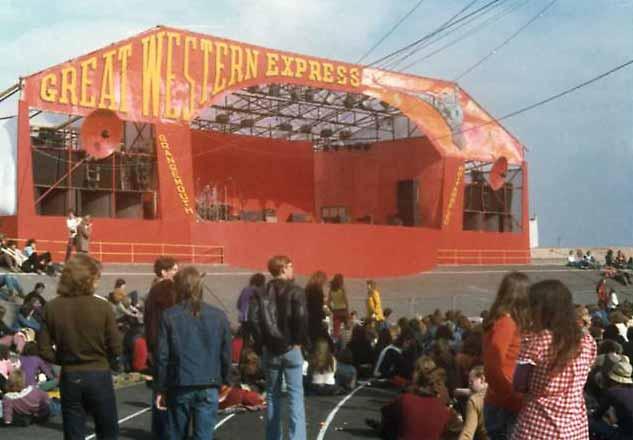 The Grangemouth Festival 1972