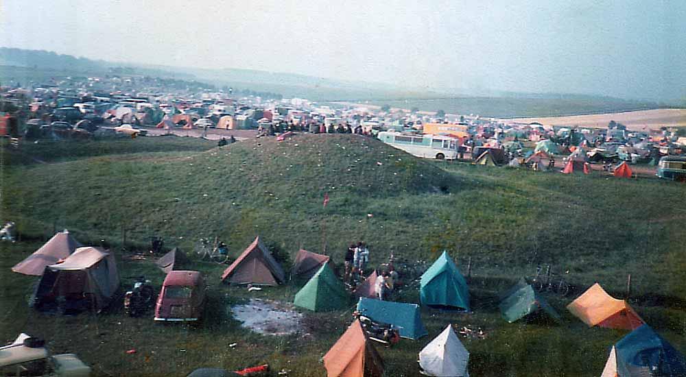 Hawkwind Free Festivals