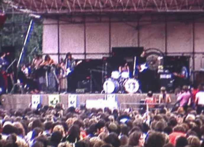 Pink Floyd Hyde Park Free Concert 7 18 70