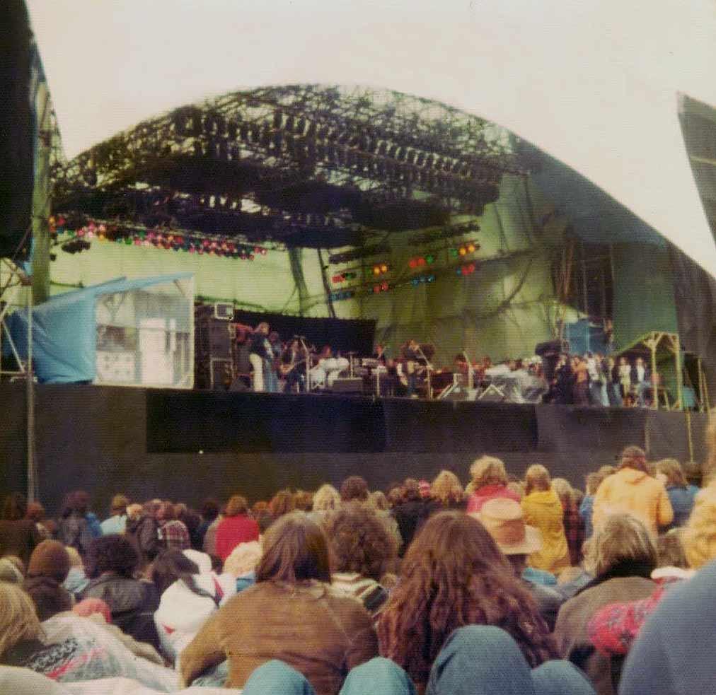 The 1978 Knebworth Concert: Genesis , Jefferson Starship